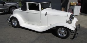 1932 Ford Sports Coupe