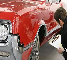 Custom Car Appraisals